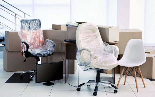 Office Relocation in New Delhi